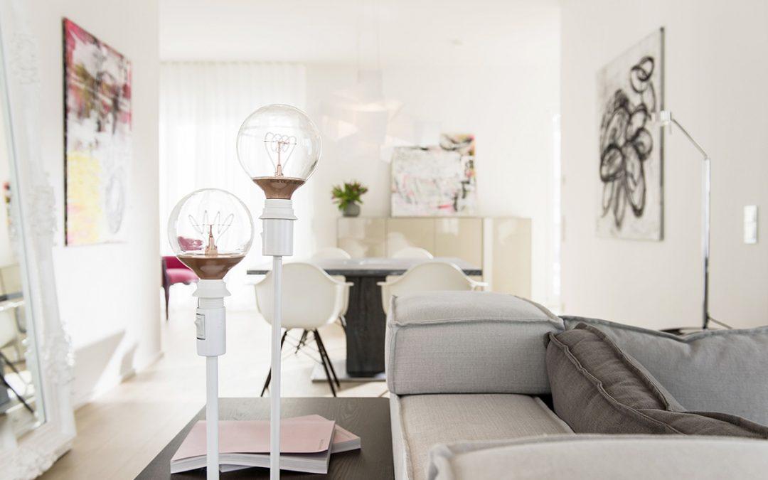 penthouse mit flair in düsseldorf